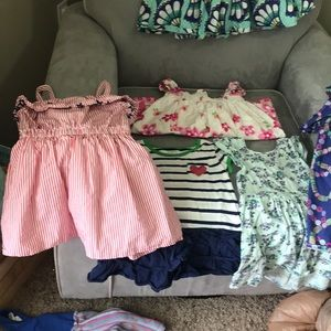 Other - Toddler girl dress lot all size 2t various brands